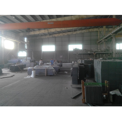 Factory Inside View