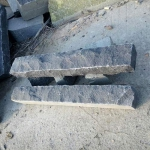 Natural Split Curbstone