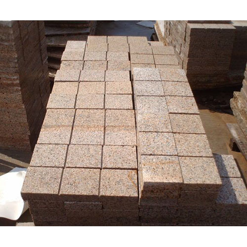Flamed Cube Setts