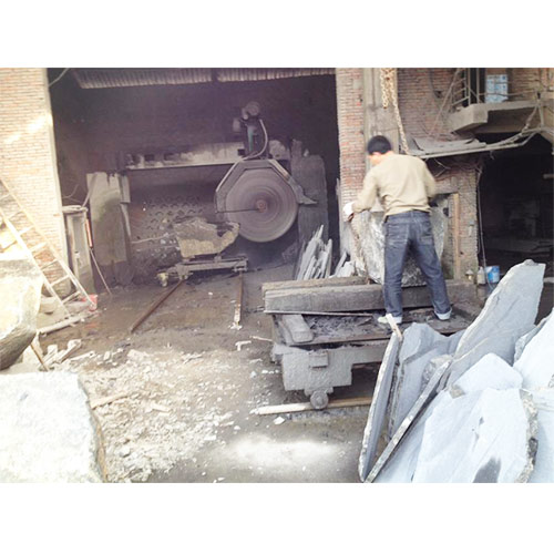 Medium Gangsaw Cutting