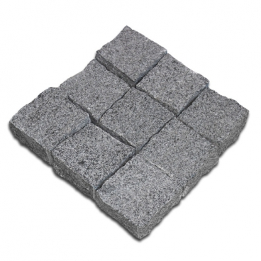 ChangTai Dark Grey G654 Granite Cube Setts