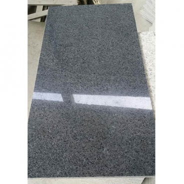 Jiaomei G654 Oriental Dark Medium Grain Granite Flooring (Thin Panel)
