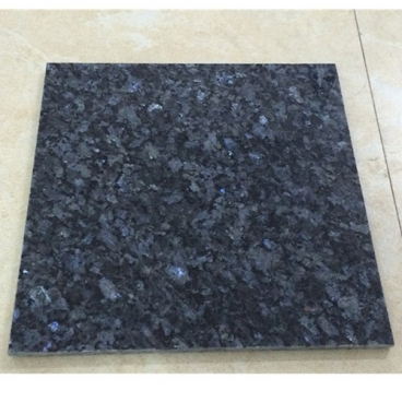 Blue Pearl Granite Polished Flooring (Thin Panel)