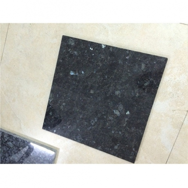 Emerald Pearl Granite Polished Flooring