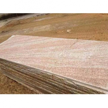 Shandong G682 Rusty Yellow Granite Flooring