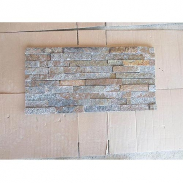 Rusted Quartzite Splited Ledgestone