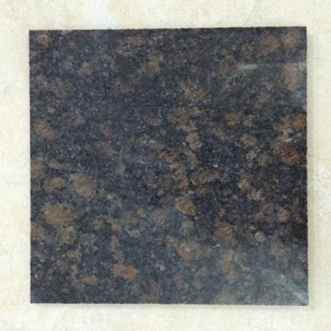 Tan Brown Granite Polished Flooring