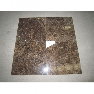 Dark Emperador Marble Polished Thin Panle