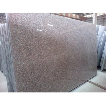 Peach Red G687 Granite Polished Slab